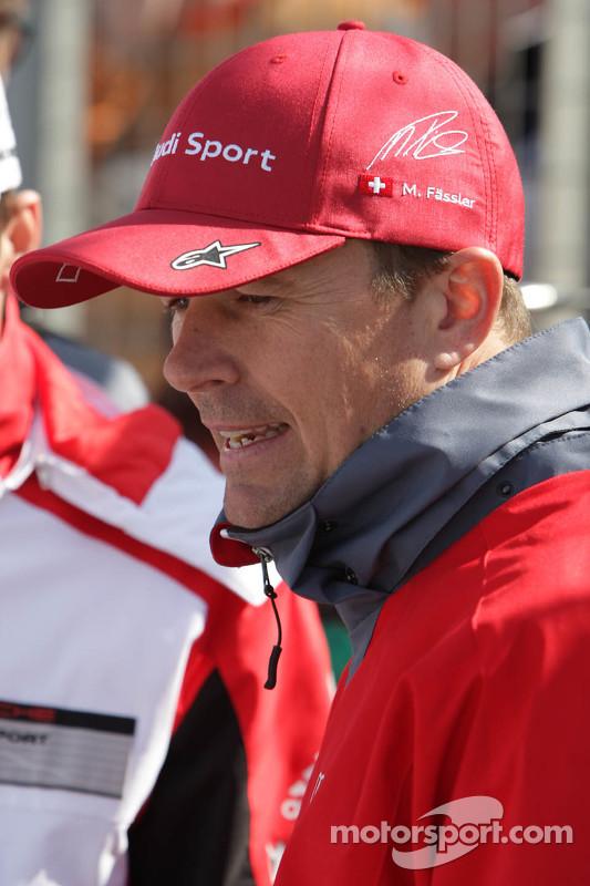 Марсель Фасслер, Audi Sport Team Joest
