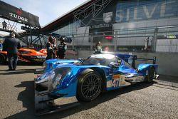 #47 KCMG Oreca 05 Nissan: Matt Howson, Richard Bradley, Nick Tandy