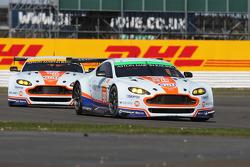 #98 Aston Martin Racing Vantage V8: Paul Dalla Lana, Mathias Lauda, Pedro Lamy