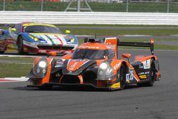 #26 G-Drive Racing Ligier JS P2 Nissan: Roman Rusinov, Julien Canal, Sam Bird