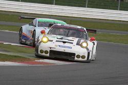 #91 Porsche Team Manthey 911 RSR: Richard Lietz, Michael Christensen