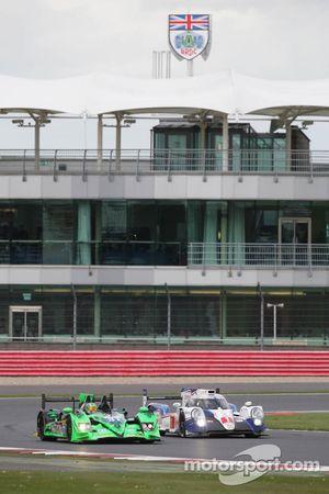 #31 Extreme Speed Motorsports Honda HPD ARX-03B : Ed Brown, David Brabham, Jon Fogarty