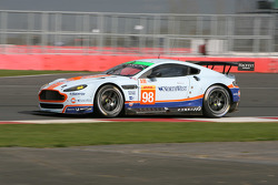 #98 Aston Martin Racing Vantage V8: Paul Dalla Lana, Mathias Lauda, Pedro Lamy