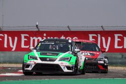 Tengyi Jiang, Seat Leon Racer, Target Competition