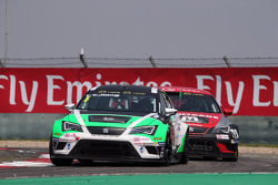 Tengyi Jiang, Seat Leon Racer , Target Competition