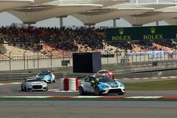 Andrea Belicchi, SEAT Leon Racer, Target Competition, und Franz Engstler, Audi TT, Liqui Moly Team E