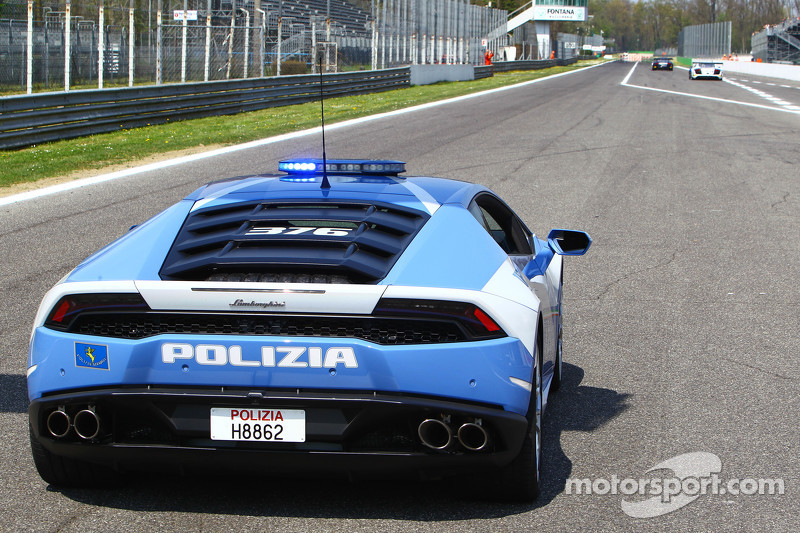 Lamborghini Safety-Car