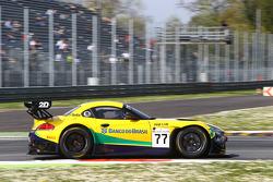 #77 BMW Sports Brezilya Trophy Takımı BMW Z4: Maxime Martin, Dirk Müller