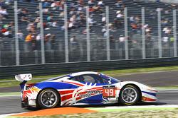 #49 AF Corse, Ferrari 458 Italia: Howard Blank, Jean-Marc Bachelier, Yannick Mallegol