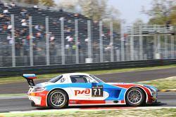 #71 俄罗斯GT车队,梅赛德斯SLS AMG GT3: Alexey Vasilyev, Marko Asmer