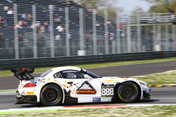 #888 Triple Eight Racing BMW Z4 : Ryan Ratcliffe, Joe Osborne, Lee Mowle