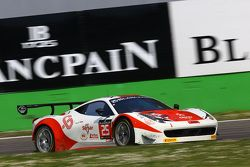 #25 Glorax Racing,法拉利458 Italia: Fabio Mancini, Andrey Birzhin, Rino Mastronardi