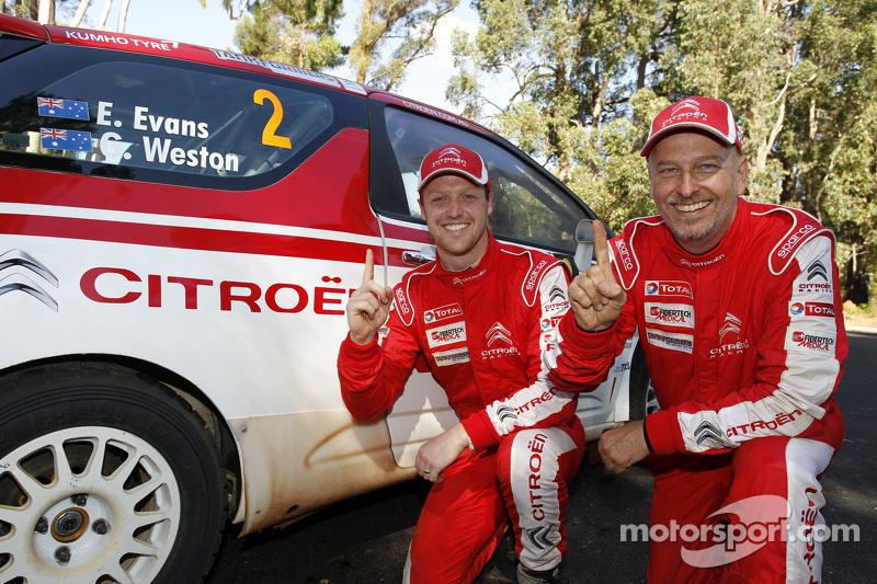 Eli Evans y Glen Weston