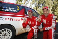 Eli Evans und Glen Weston