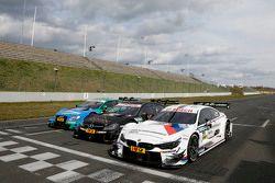 Машины DTM 2015 года