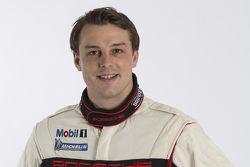 Earl Bamber, Porsche fabriekscoureur