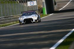 #73 MRS GT Racing,尼桑GT-R Nismo GT3: Sean Walkinshaw, Martin Plowman, Craig Dolby