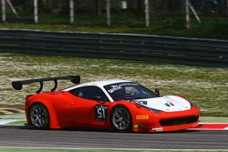 # 51 إيه إف كورس فيراري 458 إيطاليا: دنكان كاميرون، ماثيو غريفن