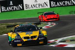 #0 BMW Sports Trophy Team Brasil, BMW Z4: Caca Bueno, Sergio Jimenez