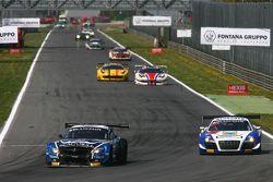 #79 Ecurie Ecosse, BMW Z4: Devon Modell, Alasdair McCaig, Oliver Bryant