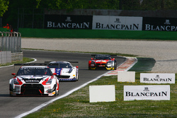 #23 Nissan GT Academy Team RJN Nissan GT-R Nismo GT3 : Katsumasa Chiyo, Wolfgang Reip, Alex Buncombe