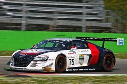 #75 ISR Audi R8 LMS Ultra : Filip Salaquarda, Marco Bonanomi, Frederic Vervisch