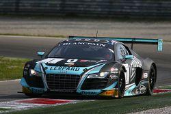 #1 Belgian Audi Club Team WRT Audi R8 LMS Ultra : Robin Frijns, Laurens Vanthoor, Jean-Karl Vernay