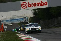 #7 Bentley Team M-Sport Bentley Continental GT3 : Steven Kane, Guy Smith, Andy Meyrick