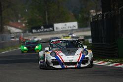 #28 Delahaye Racing Team Porsche 997 GT3 R: Pierre Bordet, Alexandre Viron