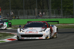 #41 Sport Garage, Ferrari 458 Italia: Arno Santamato