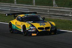 #77 BMW Sports Trophy Team Brasil BMW Z4: Maxime Martin, Dirk Müller