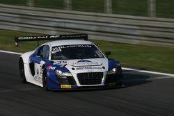 #35 Sainteloc Audi R8 LMS Ultra: Edward Sandström, Edoardo Mortara, Grégory Guilvert