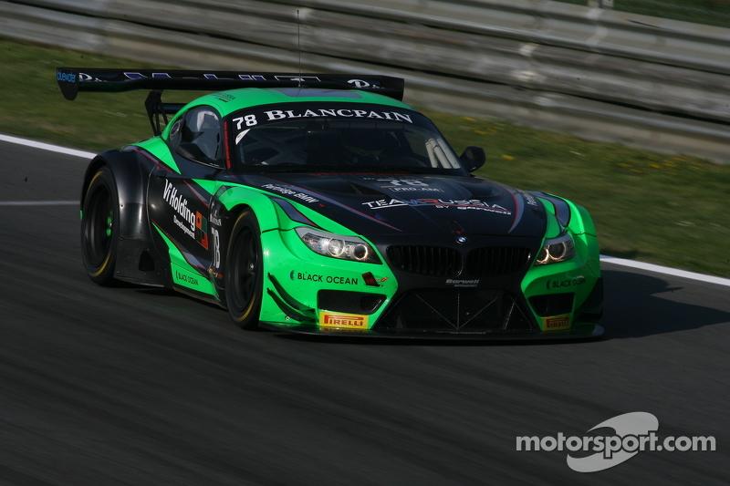 #78 Rusya Takımı BMW Z4: Leonid Matchitski, Timur Sardarov, Jonathan Cocker