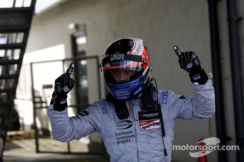Pemenang balapan: Felix Rosenqvist: Prema Powerteam Dallara F312 Mercedes-Benz