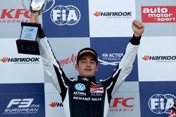 Ganador: Charles Leclerc, Van Amersfoort Racing