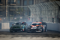Chris Forsberg and Vaughn Gittin Jr.
