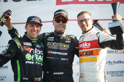 Winner Fredric Aasbo, second place Aurimas Bakchis, third place Ryan Tuerck