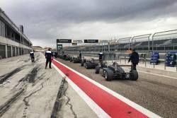 Тесты SMP Racing