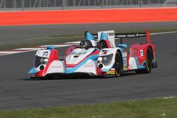 #33 Eurasia Motorsport Oreca 03R - 尼桑: Jun Jin Pu, Nick de Bruijn