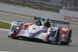 #33 Eurasia Motorsport Oreca 03R - Nissan : Jun Jin Pu, Nick de Bruijn