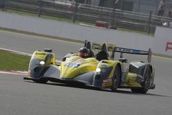 #45 Ibanez Racing, Oreca 03 - Nissan: Pierre Perret, Ivan Bellarosa, José Ibanez