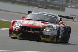 #59 TDS Racing BMW Z4 : Eric Dermont, Franck Perera, Dino Lunardi