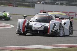 #2 Team LNT Ginetta - Nissan : Michael Simpson, Gaëtan Paletou