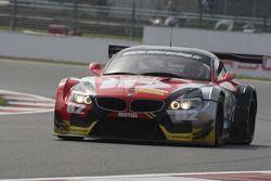 #59 TDS Racing, BMW Z4: Eric Dermont, Franck Perera, Dino Lunardi