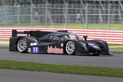 #11 Lanan Racing Ginetta - 尼桑: Alex Craven, Joey Foster, Charlie Hollings
