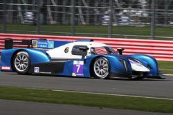 #7 University of Bolton, Ginetta - Nissan: Rob Garfall, Jens Petersen