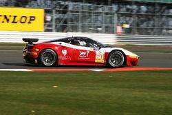 # 60 فورمولا ريسينغ فيراري إف458 إيطاليا جي تي3: جوني لاورسن، ميكل ماك، أندريا ريزولي