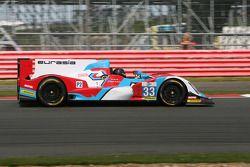 # 33 يوراسيا موتورسبورت أوريكا 03آر - نيسان: جون جين بو، نيك دي بروجن