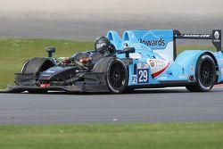 #29 Pegasus Racing Morgan - 尼桑: David Cheng, Leo Roussel, Jonathan Coleman遇到问题