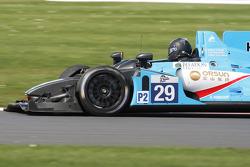 #29 Pegasus Racing Morgan - Nissan: David Cheng, Leo Roussel, Jonathan Coleman in trouble